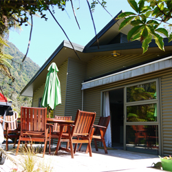 accommodation in franz josef